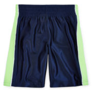 Okie Dokie® Dazzle Shorts - Toddler Boys 2t-5t