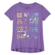 Disney Collection Strong Princess Tee - Girls 7-16