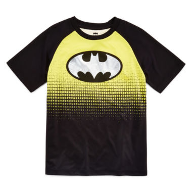 jcpenney.com | Batman Short-Sleeve Raglan Logo Tee - Boys 8-20