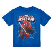 Marvel® Ultimate Spider-Man™ Graphic Tee - Preschool Boys 4-7
