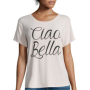 I 'Heart' Ronson® Short-Sleeve Ciao Girl Tee