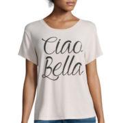 I 'Heart' Ronson® Short-Sleeve Ciao Girl Tee