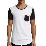 Arizona Long-Length Curved-Hem T-Shirt