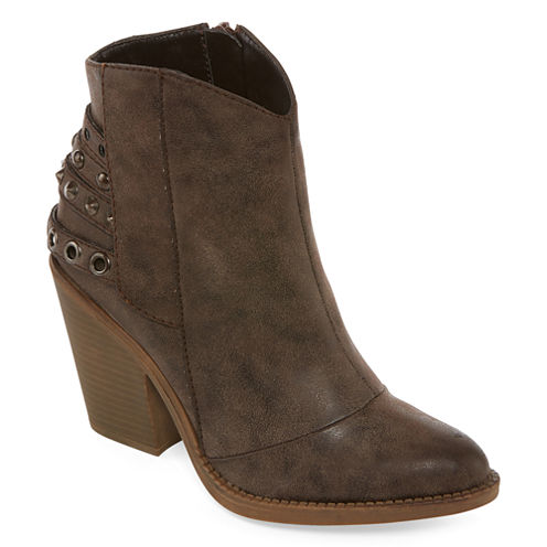 2 Lips Too Lido Womens Bootie