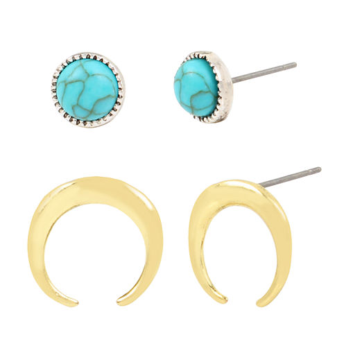 Bleu NYC Stud Earrings