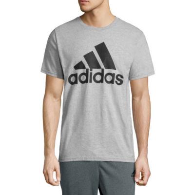 adidas a maniche corte collo t - shirt h & m