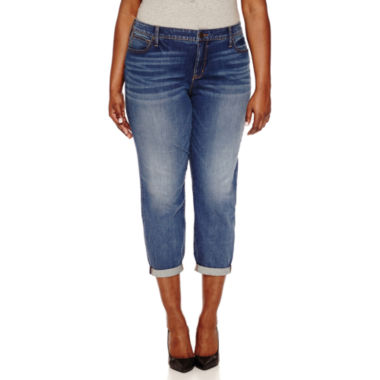 jcpenney.com | Boutique + Ankle Jeans - Plus