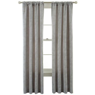 jcpenney.com | Royal Velvet® Serene Window Curtain Panel