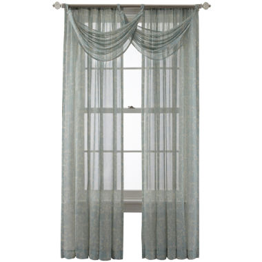 jcpenney.com | Royal Velvet® Cordial Print Window Treatments