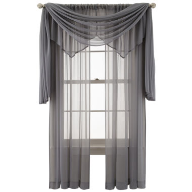 jcpenney.com | MarthaWindow™ Airy Sheer Window Treatments