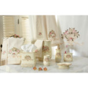 Avanti Rosefan Bath Collection