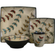 Sango Flora 16-pc. Dinnerware Set
