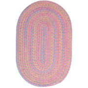 Allie Reversible Braided Oval Rugs