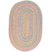 Allie Reversible Braided Oval Rug