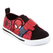 Marvel®  Boys Spider-Man® Canvas Athletic Shoes - Toddler