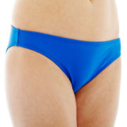Arizona Solid Hipster Swim Bottoms