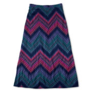 Arizona Chevron Maxi Skirt - Girls 6-16 and Plus