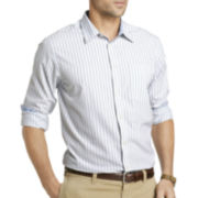 Van Heusen® Office Essential Button-Front Shirt
