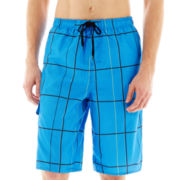 Burnside® Boxes E-Board Shorts