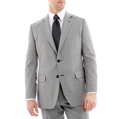 jcpenney.com | Stafford® Mini Houndstooth Suit Jacket - Classic
