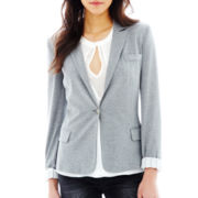 MNG by Mango® Knit Blazer