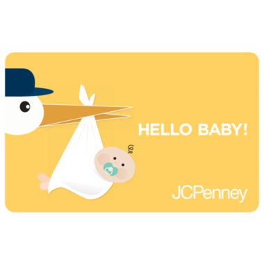 jcpenney.com | Hello Baby Gift Card