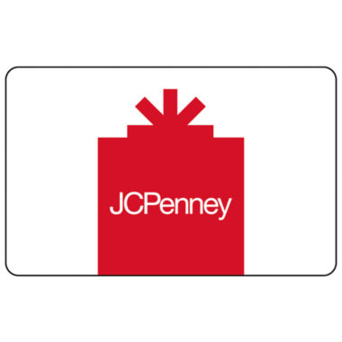 jcpenney.com | $50 JCP Red Gift Card