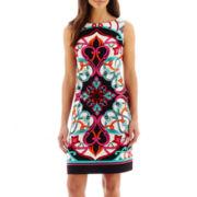 nicole by Nicole Miller® Sleeveless Shift Dress
