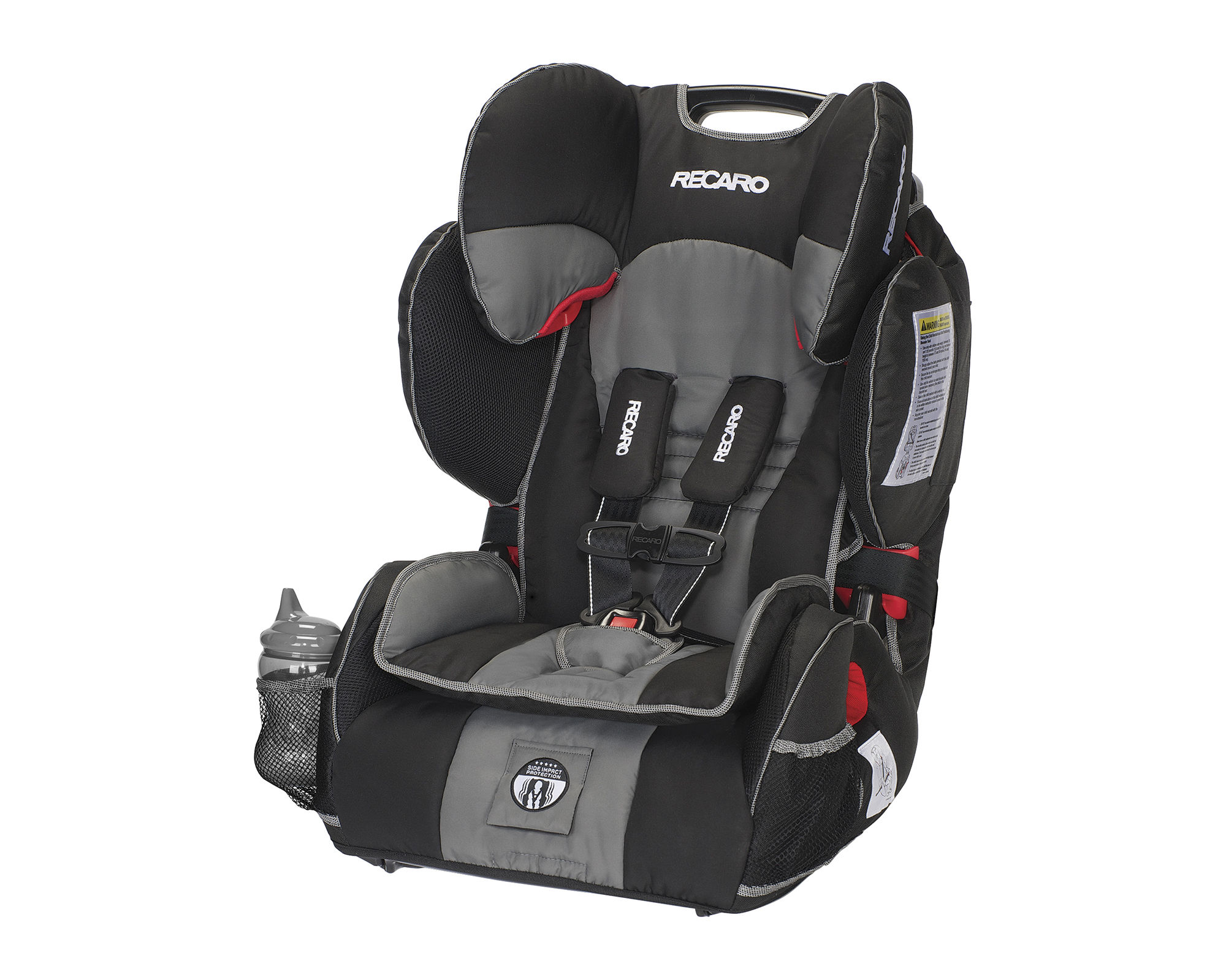 Recaro Performance Sport Harness Booster Car Seat - Knight