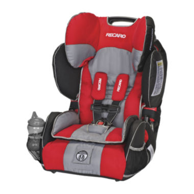 jcpenney.com | Recaro Performance Sport Harness Booster Car Seat - Redd