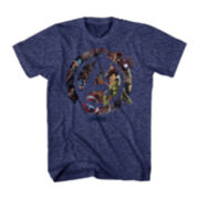 Avengers Athletic Tee - Boys 8-20