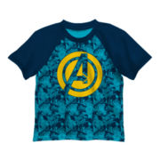 Avengers Graphic Tee - Preschool Boys 4-7