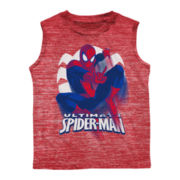 Spider-Man Graphic Tee - Preschool Boys 4-7