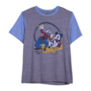 Disney Family Photo Graphic Tee