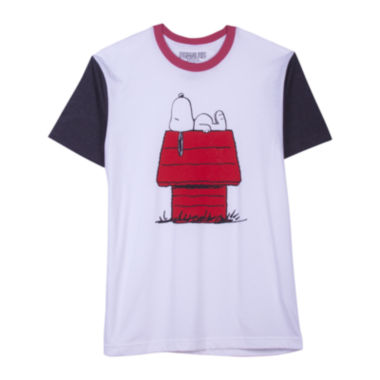 jcpenney.com | Peanuts® Snoopy House Graphic Tee