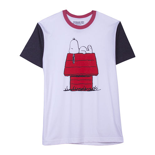 Peanuts® Snoopy House Graphic Tee