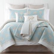 Home Expressions™ Caylee 4-pc. Comforter Set + BONUS Quilt
