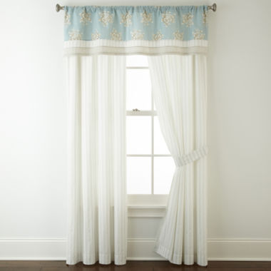 jcpenney.com | Home Expressions™ Caylee 2-Pack Curtain Panels