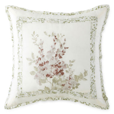 jcpenney.com | Home Expressions™ Evelyn Square Decorative Pillow