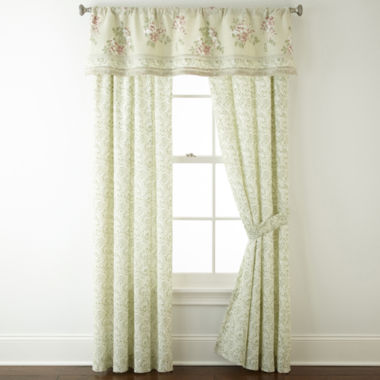 jcpenney.com | Home Expressions™ Evelyn 2-Pack Curtain Panels