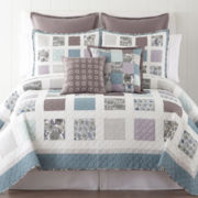 Home Expressions™ Echo Quilt & Accessories