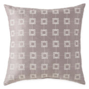 "Home Expressions™ Echo 16"" Square Decorative Pillow"