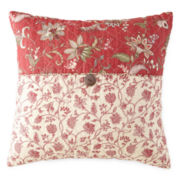 Home Expressions™ Baton Rouge Square Decorative Pillow