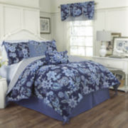 Waverly® Charismatic 4-pc. Reversible Quilt Set & Accessories