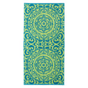 JCPenney Home™ Jacquard Medallion Beach Towel