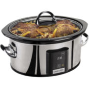 Crock-Pot®  6½-qt. Countdown Touchscreen Digital Slow Cooker + $5 Printable Mail-In Rebate