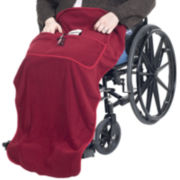 Remedy™ Cozy Wheelchair Blanket with Pockets