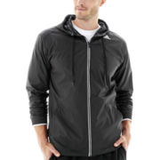 adidas® Shockwave Packable Windbreaker