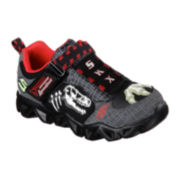 Skechers® Datarox Boys Light-Up Sneakers - Little Kids