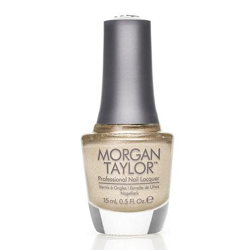 Morgan Taylor™ Give Me Gold Nail Lacquer - .5 oz.